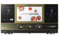 新製品「LIVE DAM Gold Edition」
