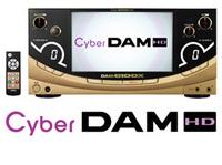 新製品「CYBER DAM HD DAM-G100X」