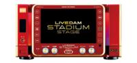 新商品「LIVE DAM STADIUM STAGE」
